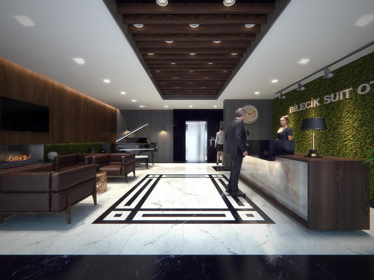 Suit Modern Hotel