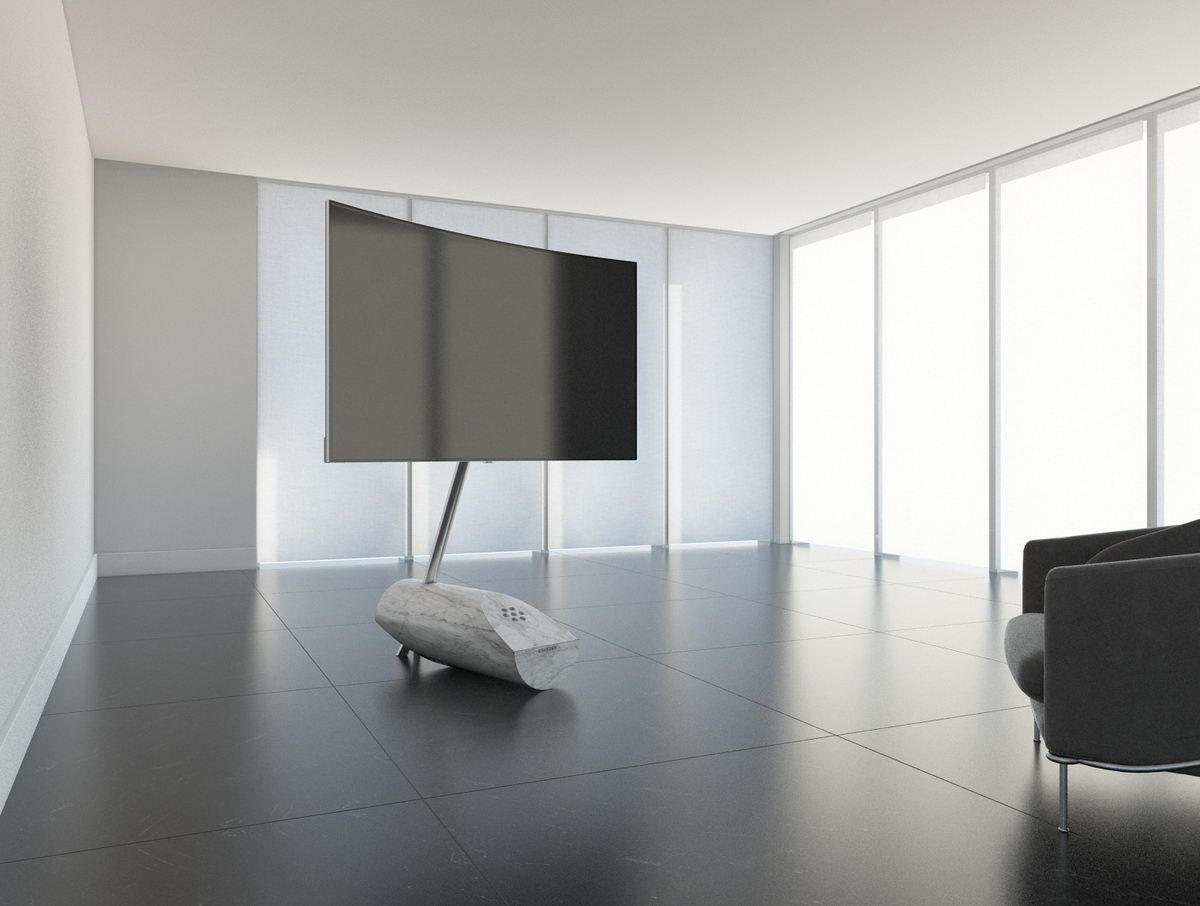 Samsung QLED TV Stand Tasarımı