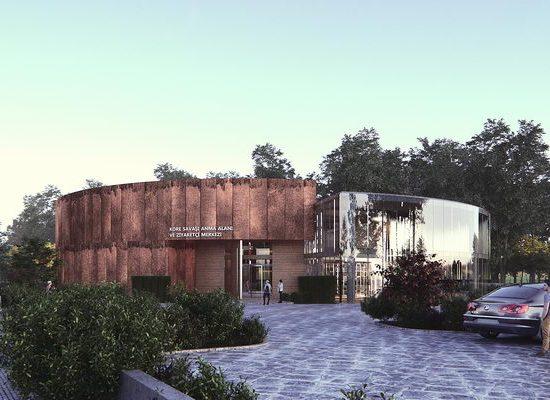 Kore Savaşı Anma Alanı ve Ziyaretçi Merkezi