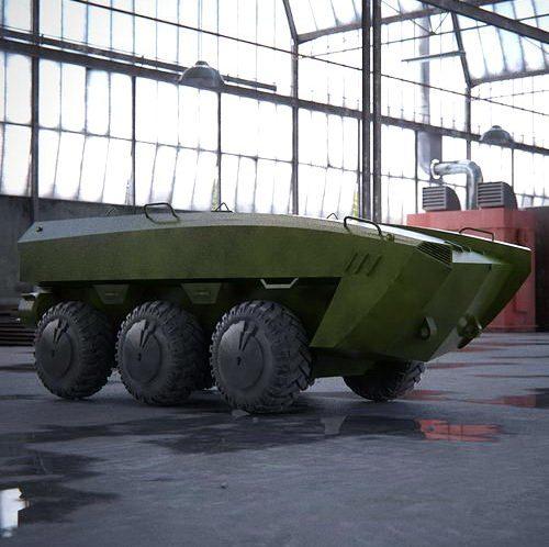 i&o tasarım, insansız otonom kara araçları tasarım yarışmasına (Roboik) katıldı